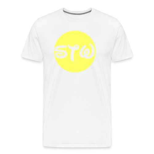 STW Logo Tee - Men's Premium T-Shirt