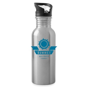 summer holidays - Water Bottle