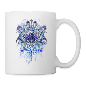 Awakening Self - White Mug - Coffee/Tea Mug
