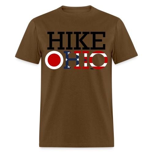 TRK HIKE OHIO - Men's T-Shirt