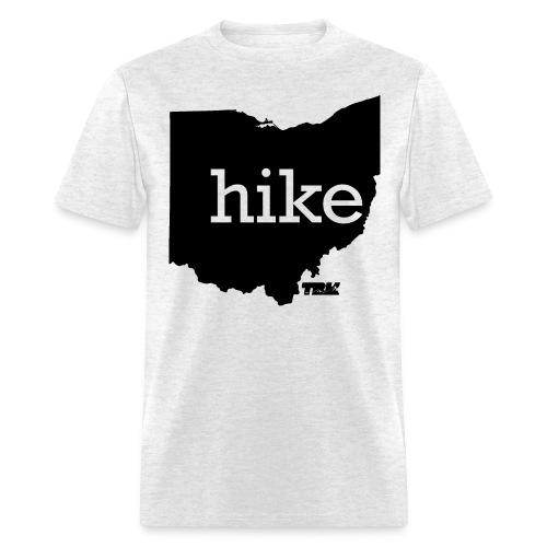 TRK HIKE OHIO 2 - Men's T-Shirt