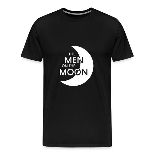 MOTM Men's Black T-Shirt (No Quote on Back) - Men's Premium T-Shirt