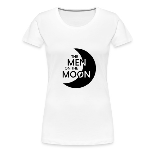 MOTM Women's White T-Shirt (No Quote on Back) - Women's Premium T-Shirt