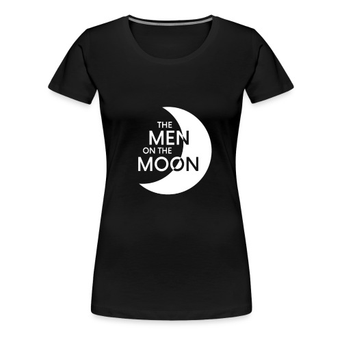 MOTM Women's Black T-Shirt (No Quote on Back) - Women's Premium T-Shirt