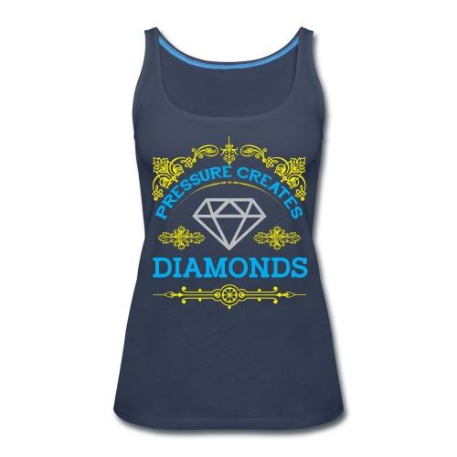 Diamond Tank - Women's Premium Tank Top