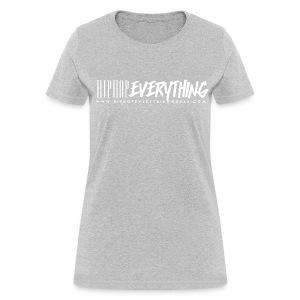 Women's #HHE T (white logo) - Women's T-Shirt