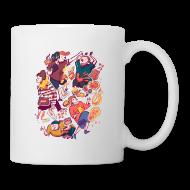 Mugs & Drinkware ~ Coffee/Tea Mug ~ Wreckless Eating Mug