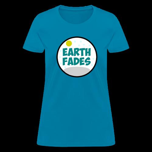 Earth Fades Women T-Shirt - Women's T-Shirt