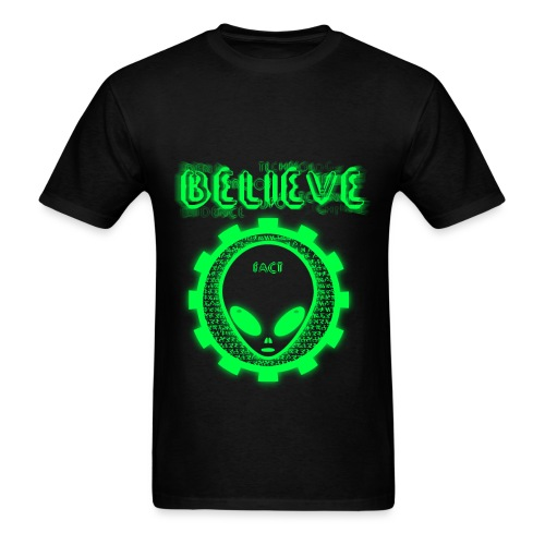Believe Fact - Men's T-Shirt