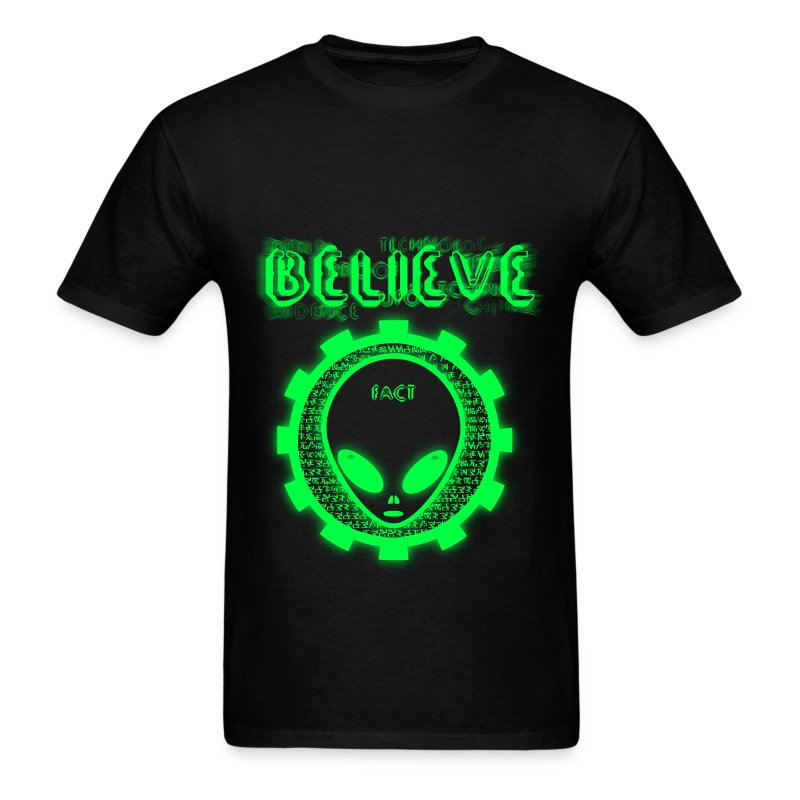 Believe Fact - Men's T-Shirt