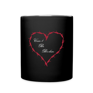 Can't be broken coffee cup  - Full Color Mug
