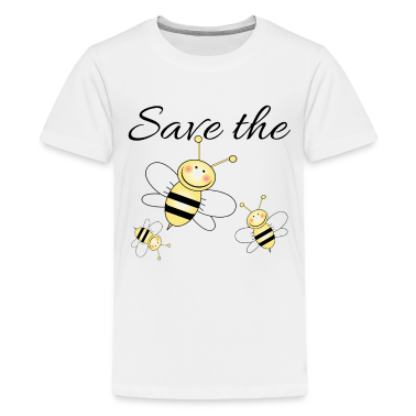 Save The Bees Kids 39 Shirts T Shirt Spreadshirt