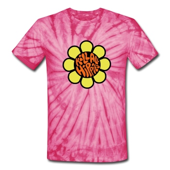 KILL ALL HIPPIES - Unisex Tie Dye T-Shirt