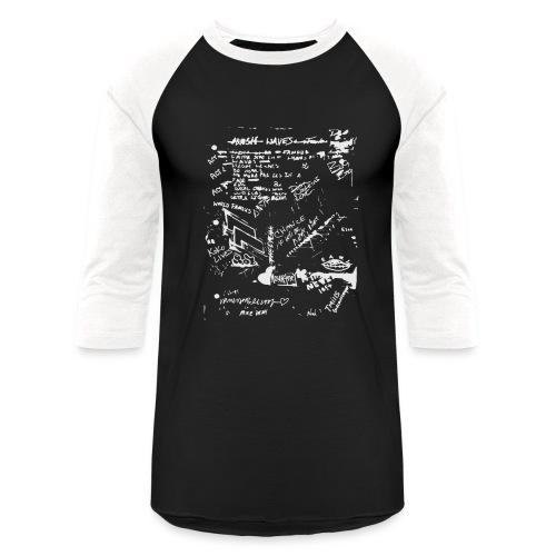 Notebook baseball tee - Baseball T-Shirt