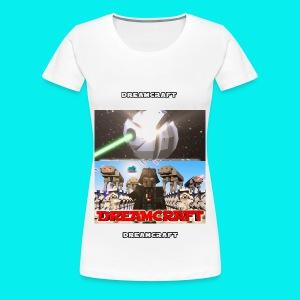 Dream Craft Season 1 Womens' T-Shirt - Women's Premium T-Shirt