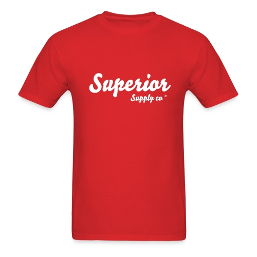 Superior Supply co® Shirt - Men's T-Shirt