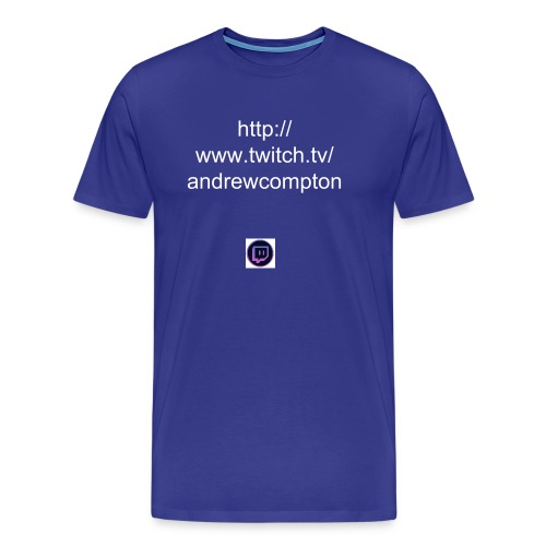 andrewcompton - Men's Premium T-Shirt
