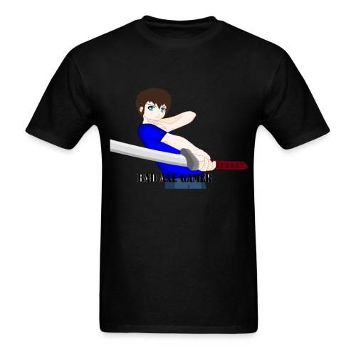 BadAxe Gamer #1 - Men's T-Shirt