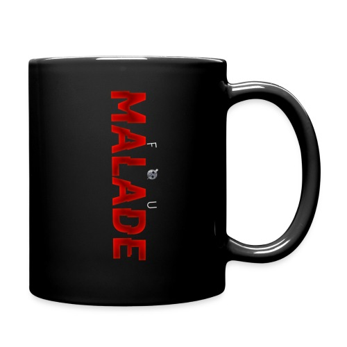 Tasse Ordinaire Jasonvoreast + Fou Malade - Full Color Mug