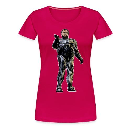 JorgeCop - Women's Premium T-Shirt