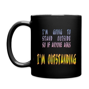 I'm outstanding - Full Color Mug