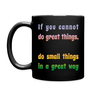 Great things - Full Color Mug