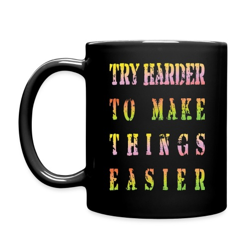 Make things easier - Full Color Mug