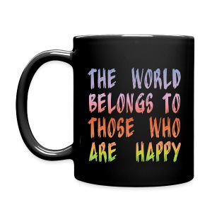 Happy - Full Color Mug
