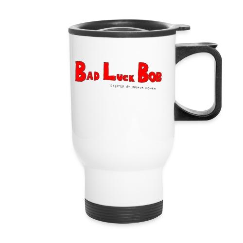 On the Go Coffee Mug - Travel Mug