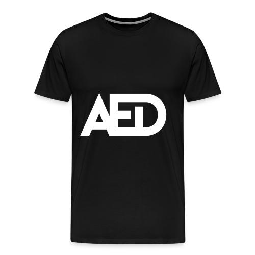 ALL EYEZ DUBSTEP T-SHIRT [Men] - Men's Premium T-Shirt