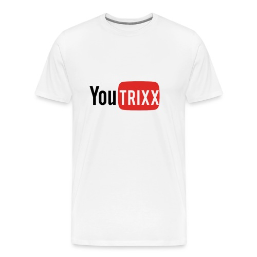 Hystrixx Tee [YouTube Styled] - Men's Premium T-Shirt