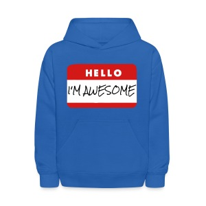 Child's Awesome Hoodie - Kids' Hoodie