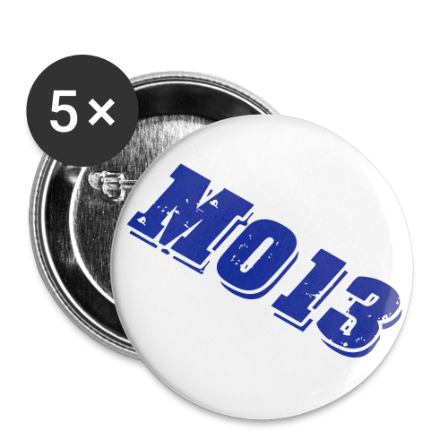 M013 Pins - Small Buttons