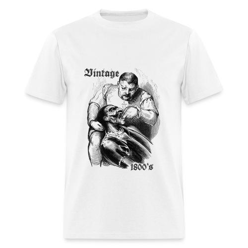 Vintage Dentist - Men's T-Shirt