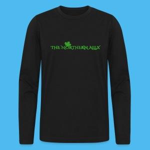 TNA Long Sleeved Shirt - Men's Long Sleeve T-Shirt by Next Level
