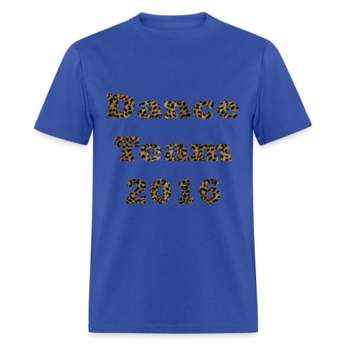 Dance Team 2016 - Adult Blue - Men's T-Shirt