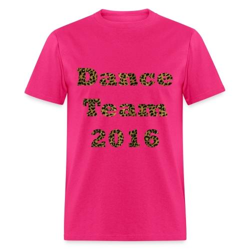 Dance Team 2016 - Adult Pink - Men's T-Shirt