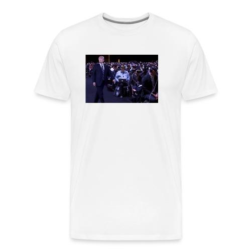 New World Order - Men's Premium T-Shirt