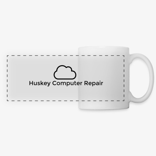 Huskey Computer Repair Official Mug - Panoramic Mug