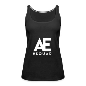 ALL EYEZ SQUAD Women Premium Tank-Top [Women] - Women's Premium Tank Top