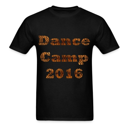Dance Camp 2016 - Tiger - Men's T-Shirt