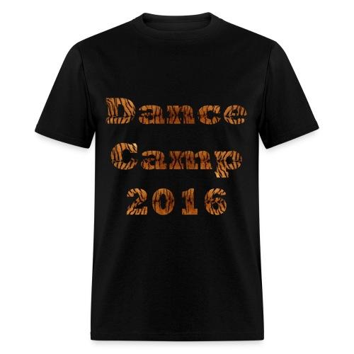 Dance Camp 2016 - Tiger - Men's T-Shirt