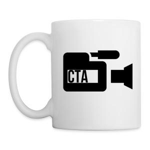 Wave 1A:CTA Mug With 2nd Logo - Coffee/Tea Mug