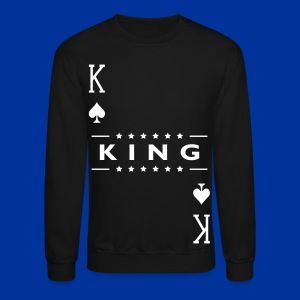 King of Spades - Crewneck Sweatshirt