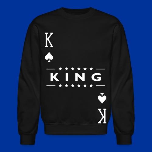 King of Spades - Crewneck Sweatshirt