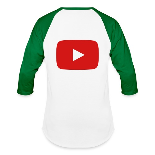 Youtuber Shirt - Baseball T-Shirt