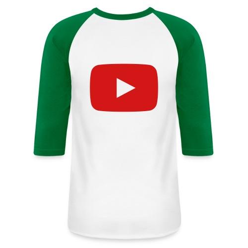 Youtuber Shirt - Baseball T-Shirt