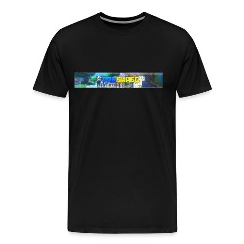 Parswagg Mens T-Shirt - Men's Premium T-Shirt