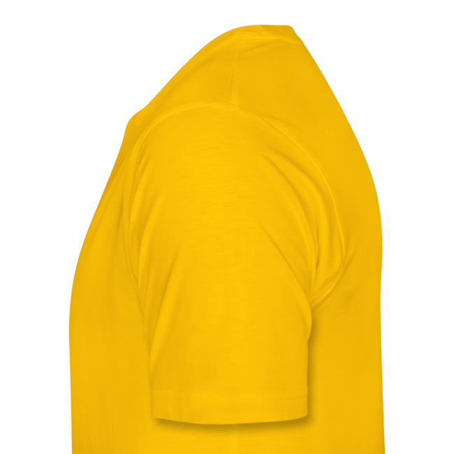 Men's Spreading Happy Yellow T-Shirt