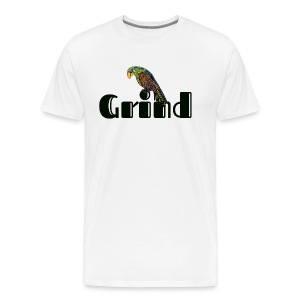 The Funky Grind - Men's Premium T-Shirt